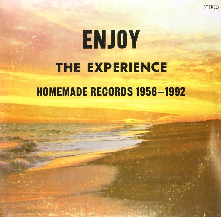 Enjoy The Experience [Vinyl Lp] | Public