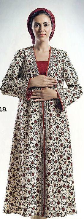Persian style. Anna Saani