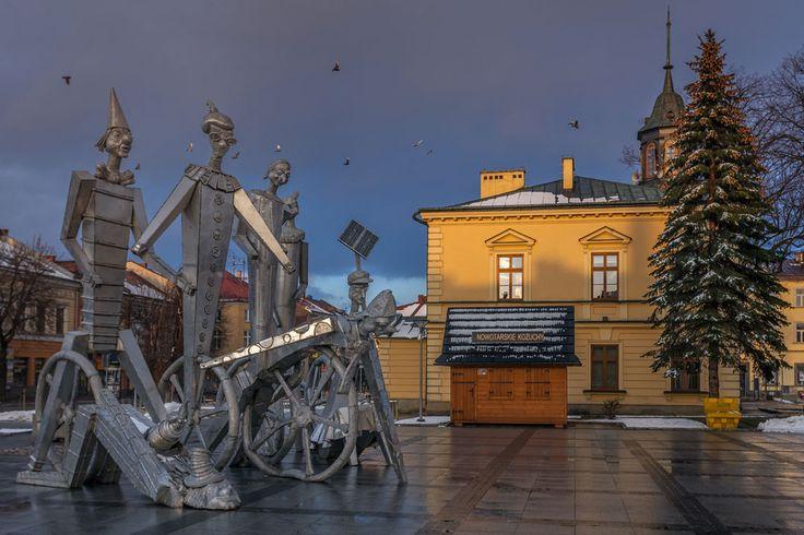 Pomniki - Rzeźba & odlewnictwo