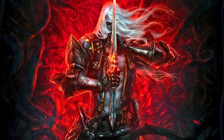 Castlevania Game High Defination Wallpapers - All HD Wallpapers