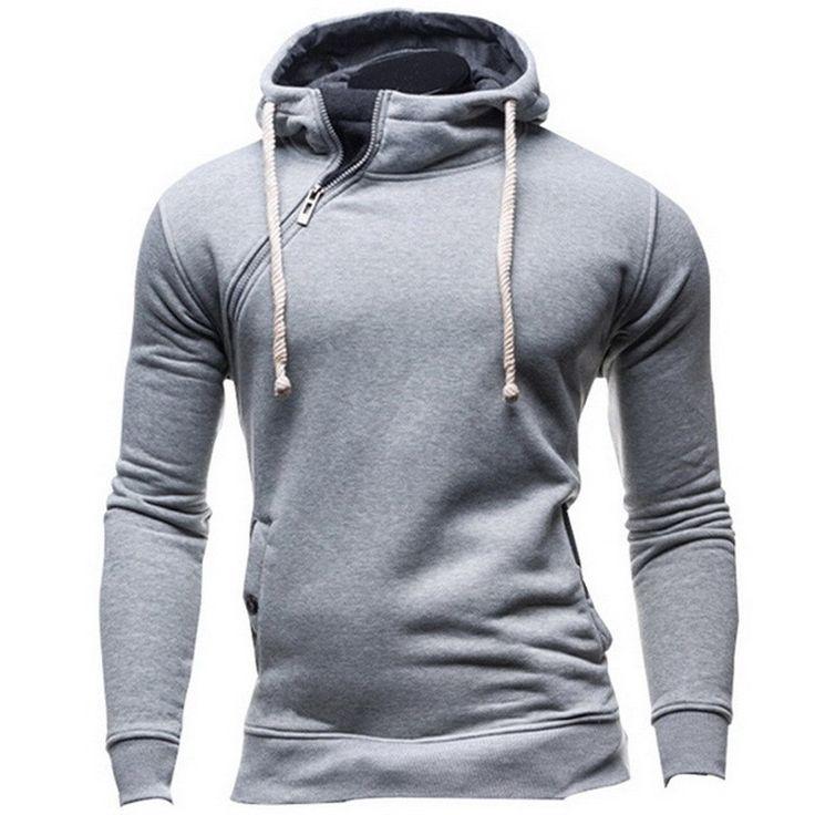 Item Type: Hoodies Gender: Men Clothing Length: Regular Collar: O-Neck Sleeve Style: Regular Material: Cotton, Polyester size Cross Shoulder(cm) Chest Width(cm) Body Length(cm) Sleeve Length(cm) S 44