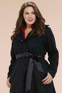 Как одеваться полным девушкам осенью-2012: 8 модных советов