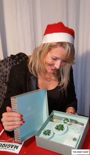 C'est Noël avant l'heure avec le Moment #NoëlMagique #TheBodyShop !