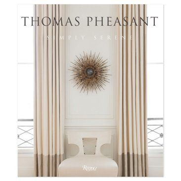 Check out this item at One Kings Lane! Thomas Pheasant: Simply Serene