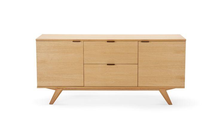 Aveiro Sideboard, Oak | made.com