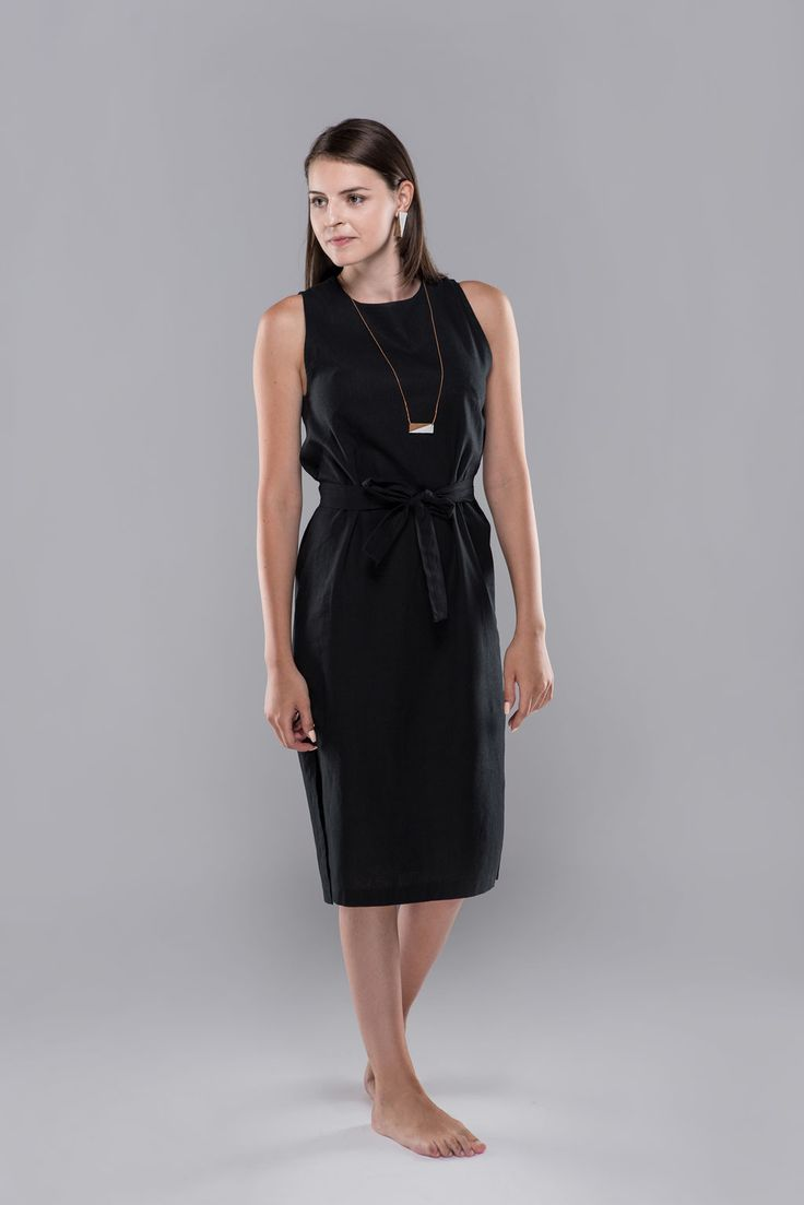 Hang or pull it together dress