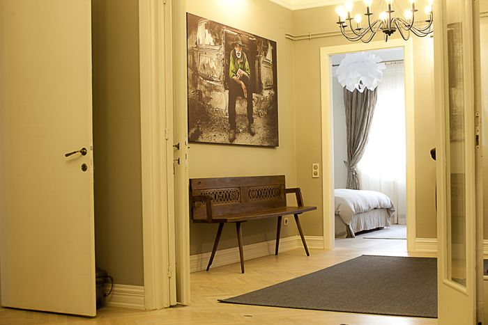 RUrban: un apart hotel din București care ți vorbește artistic despre tradițional și contemporan