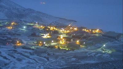 McMurdo Station: South Pole − Station