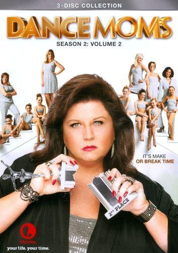 Dance Moms: Season 2, Vol. 2 [3 Discs] [DVD]
