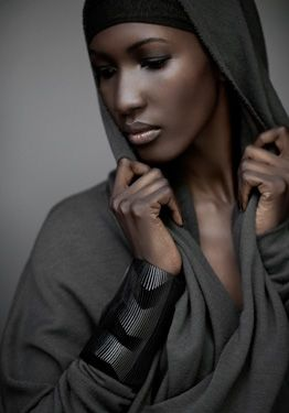 I've never seen more beautiful skin. Gorgeousness. Nubian queen beauty