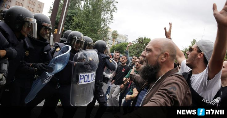 מנהיג קטלוניה אחרי משאל העם לא מחפשים פרידה טראומתית מספרד - וואלה!