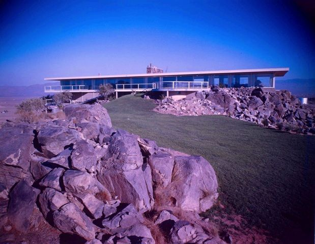 Hill Top House in Apple Valley, clearly back in the day! Have you ever hiked up that hill?