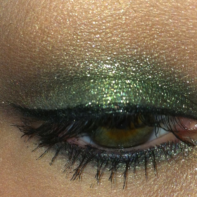 Green Eye Shadow