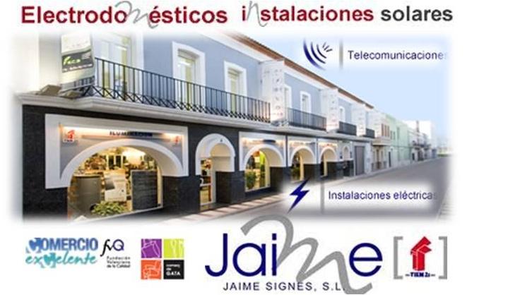 Tien 21 Jaime Signes, S.L. | Especialistas en Electrodomésticos
