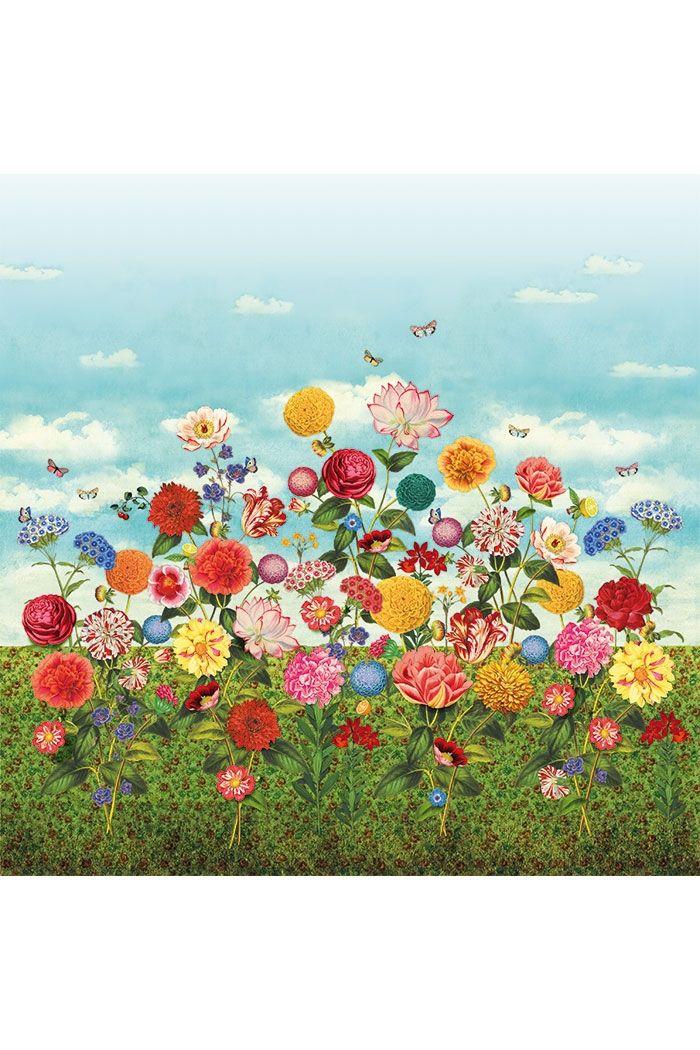PiP Wild Flowerland behang