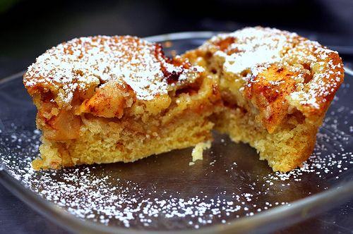 Apple Cake.