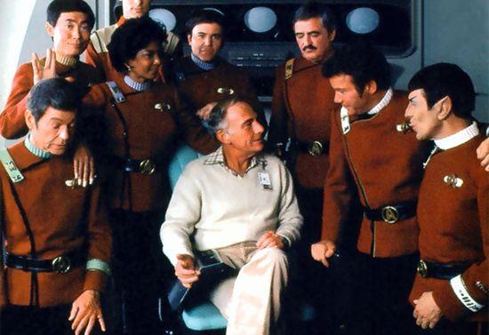 'Star Trek' Producer Harve Bennett Dies | Variety