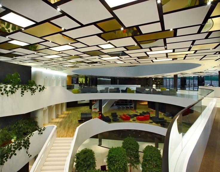 Hotel Lone, Chorwacja, Armstrong Sufity Podwieszane, ceiling, sufit akustyczny, acoustic