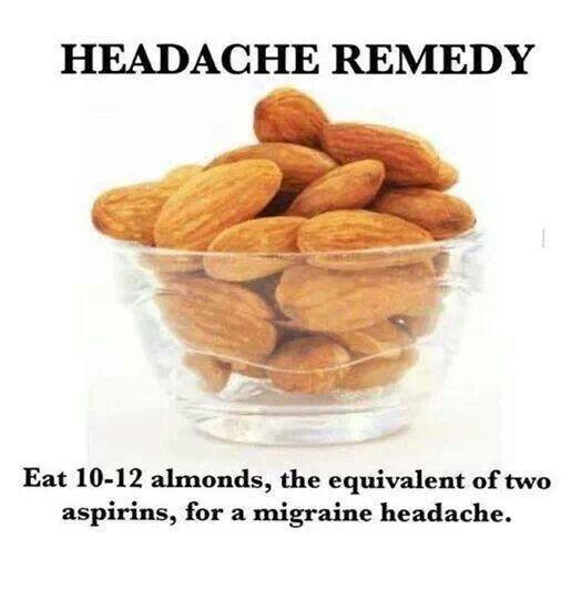Migraine remedy