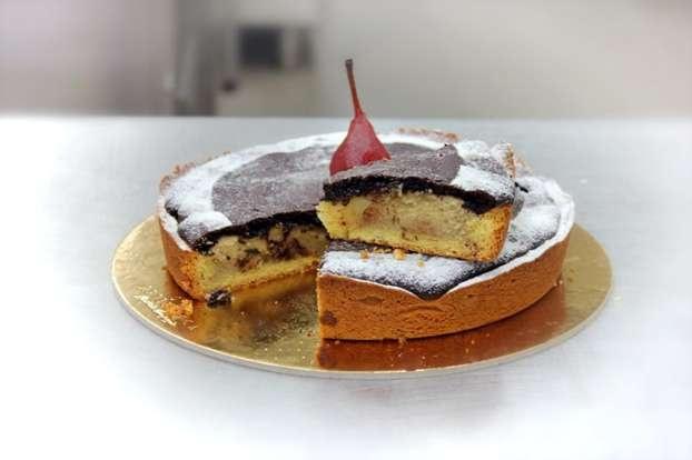 Torta ricca o torta Rossana