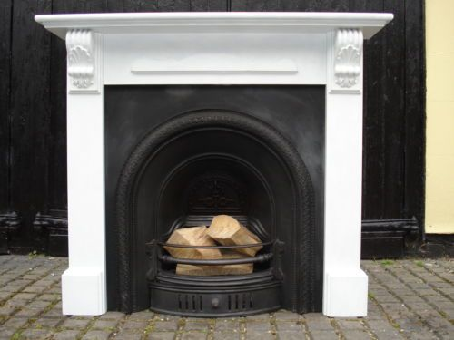 Cast Iron Fireplace | eBay