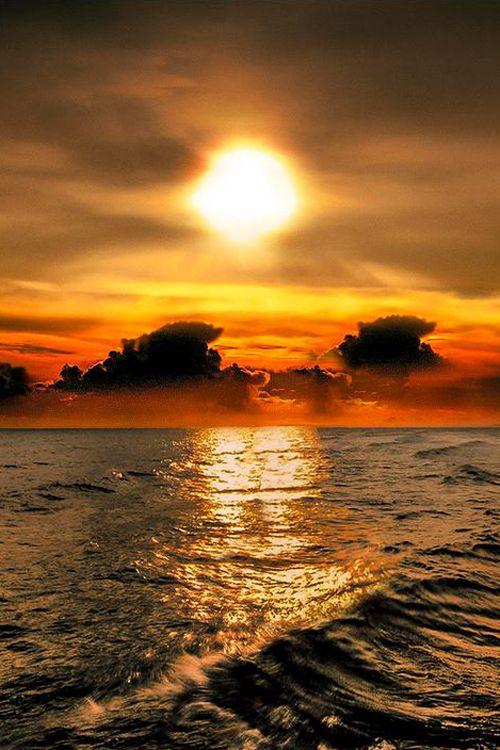 A beautiful sunset - By Ciro Santopietro