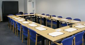 Council Room - North Staffs Conference Centre