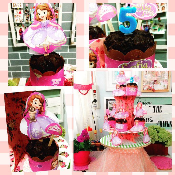 Diy birthday cupcakes