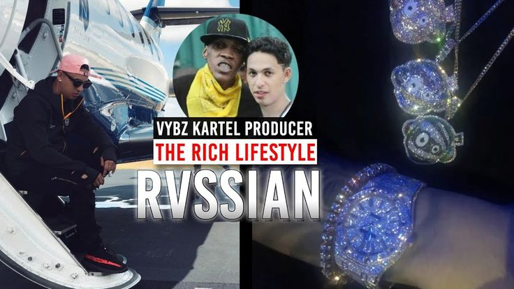 Vybz Kartel Producer RICHER Than Sean Paul - RVSSIAN'S SUCCESS STORY - YouTube