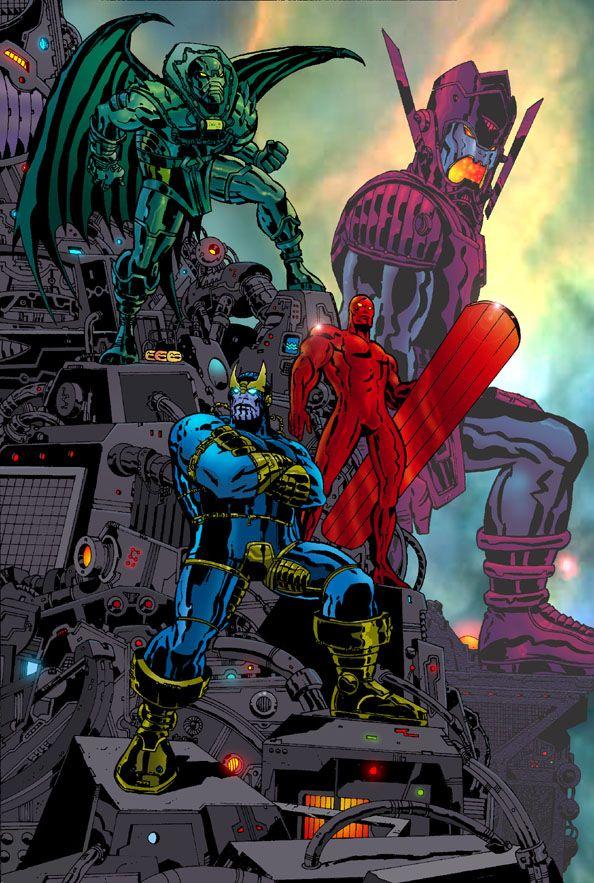 galactus vs thanos - photo #26
