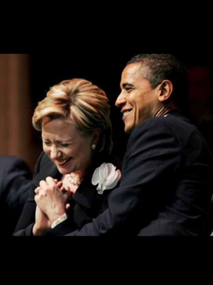 laughing about how to fuck up America next.. Probably laughing on how Benghazi…