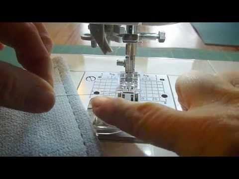 cucito & scucito: L'impuntura a mano...a macchina !
