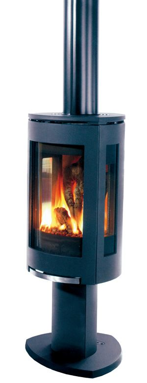 1000 Ideas About Industrial Freestanding Stoves On Pinterest