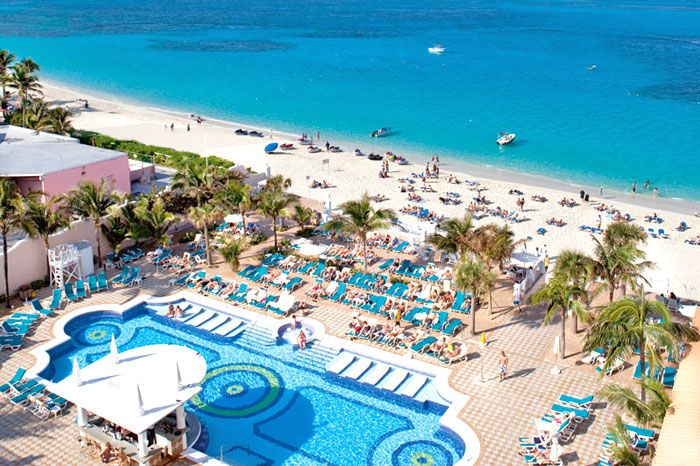 Hotel Riu Palace, Paradise Island, Bahamas