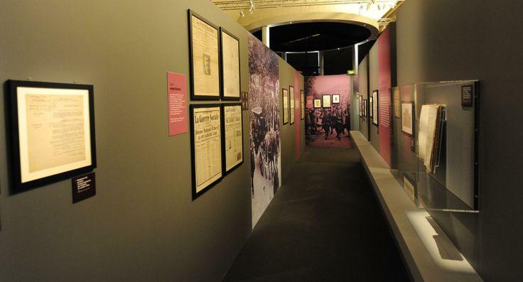 Exposition Jaurès (partie 1) © Archives nationales / Marius Roselet
