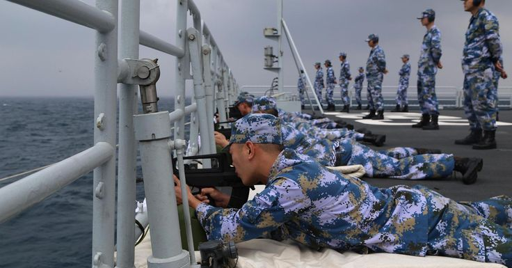 China reportedly threatens Vietnam into ending energy exploration in South China Sea