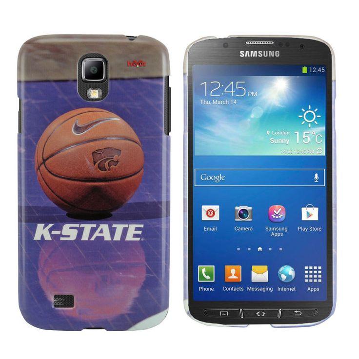 Kansas State Wildcats Samsung Galaxy S4 Basketball Photo