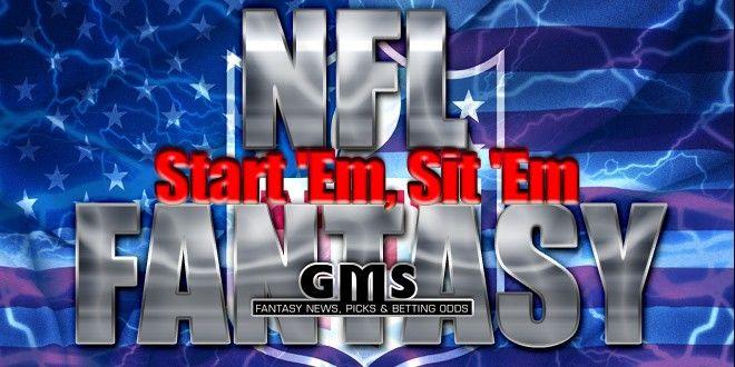 NFL Fantasy: Start 'Em, Sit 'Em For Week 16 – GET MORE SPORTS