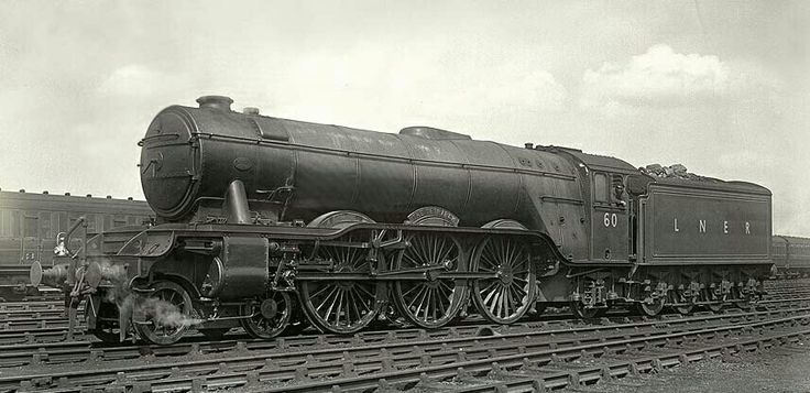 BR (LNER)  Peppercorn A1 class Pacific (4-6-2) No 60 'The Tetrarch'