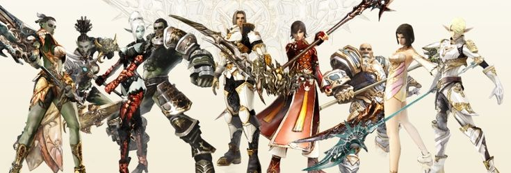 Resultado de imagem para lineage 2 interlude personagens