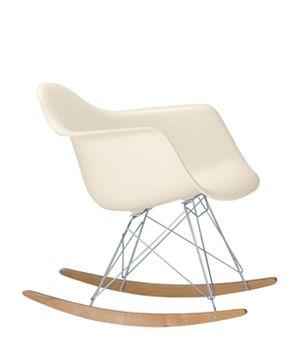 Eames Plastic Armchair (RAR)