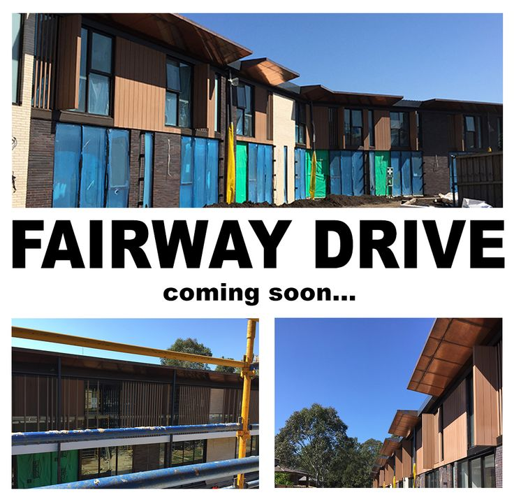 Fairway Drive in Kellyville, by @Architectus-Sydney it's aloost done, stay tuned to follow the #workinprogress