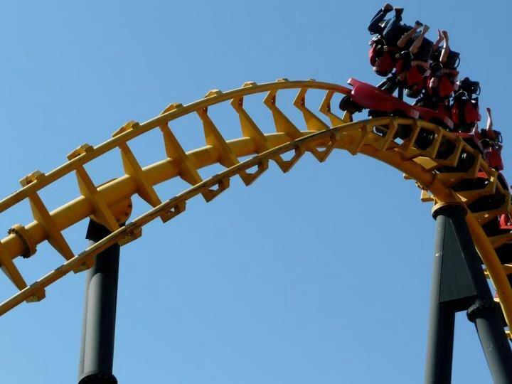 Cobra Rollercoaster - Ratanga Junction Century City