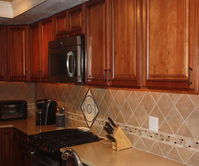 """Rope Lights Above Cabinets In Kitchen: A Testimonial: """"Thank You Kitchen"""