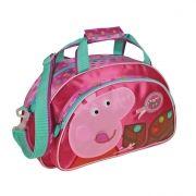 Bolsa deporte/viaje de Peppa Pig...: http://www.pequenosgigantes.es/pequenosgigantes/4741744/bolsa-deporte-viaje-%26quot%3Bpastel%26quot%3B-de-peppa-pig.html