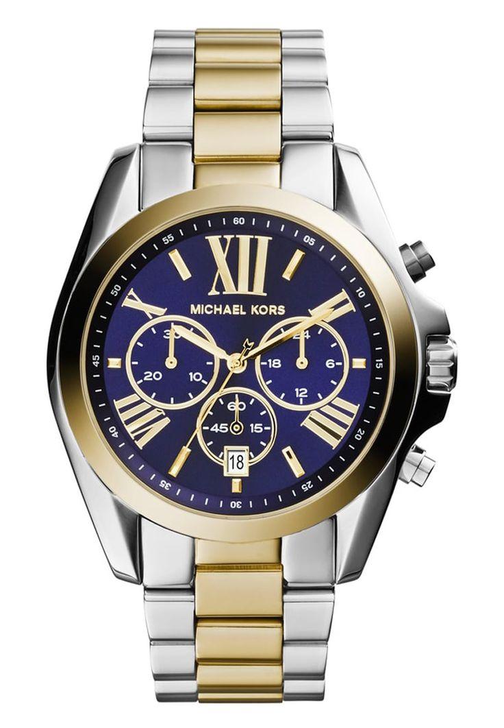 Mit dieser Uhr machst du alles richtig! Michael Kors BRADSHAW - Chronograph…
