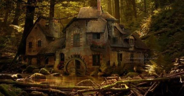 TOP 10 Book-Story Magical Places on Earth | Forests, Black Forest Germany and Germany