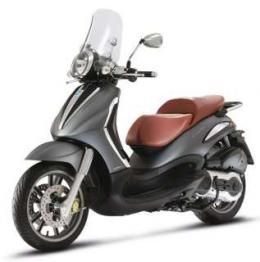 2011 Piaggio Beverly Cruiser 500 10� Anniversario Specifications