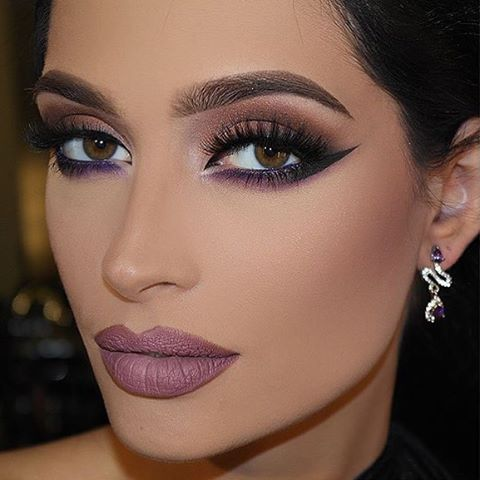 Absolutely Flawless! @talalmorcos | #makeup