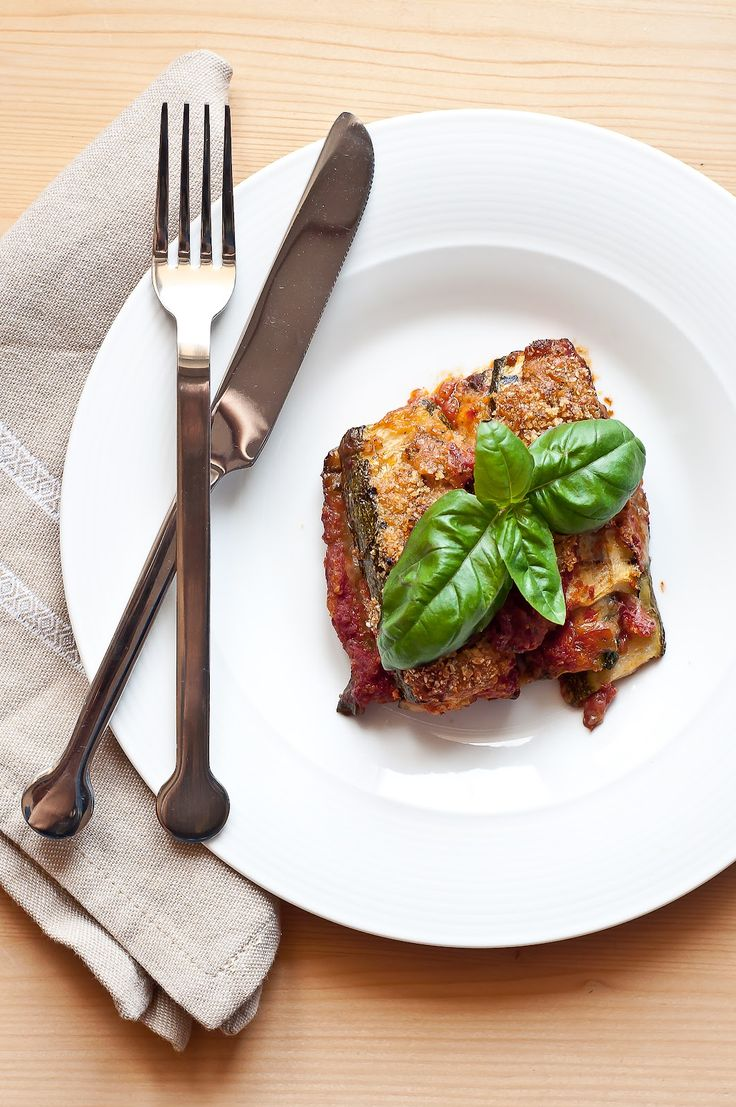 Nepitella: Lasagne di zucchine (senza pasta)